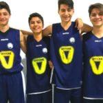 """Basket, quattro """"Svincolati"""" a Salsomaggiore Terme per il Trofeo delle Regioni"""