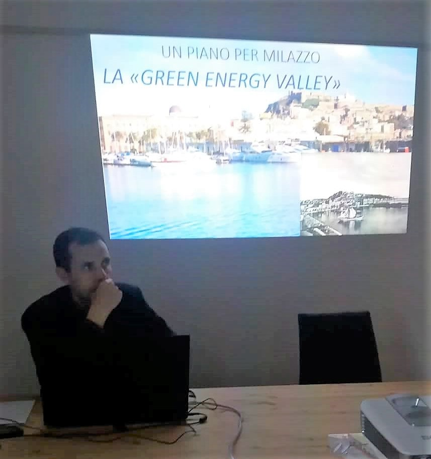 Milazzo/ Una proposta di riconversione industriale per il Comprensorio del Mela