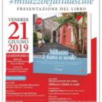 """Il 21 giugno apertura della giardineria comunale  e presentazione del libro """"Milazzo è fatta a scale"""""""