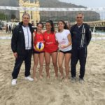 L'impallomeni vola ai mondiali studenteschi di Beach Volley femminile