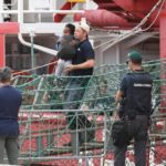Sbarco migranti a Messina, arrestati due presunti scafisti