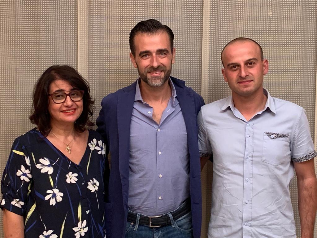 Torregrotta/ I consiglieri Cannistrá e Scaglione in Fratelli d'Italia