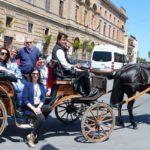 Sabato sfilata di cavalli e carrozze a Milazzo