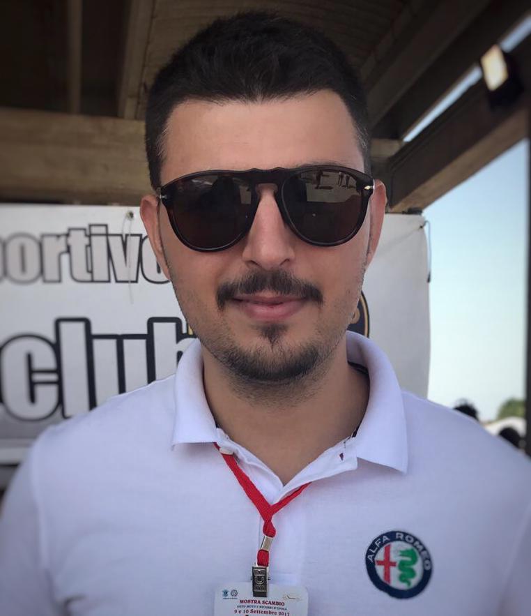Arrivano le Alfa Romeo a Palazzolo Acreide