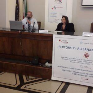 Messina/Presentato il bando per la concessione di contributi agli Istituti scolastici di secondo grado finalizzati a sostenere progetti di Alternanza all'estero per l'anno scolastico 2019/2020