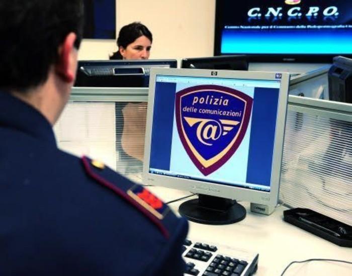 Pedofilia: migliaia file su pc, arrestato a Catania