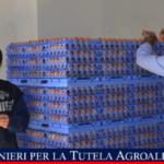 """Operazione """"Tuorlo"""", sequestrate migliaia di uova a Messina"""