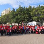 Giornata del Camminare, grande partecipazione a Milazzo