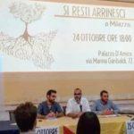 """Milazzo/L'incontro a palazzo D'Amico sulla """"fuga dei cervelli"""""""