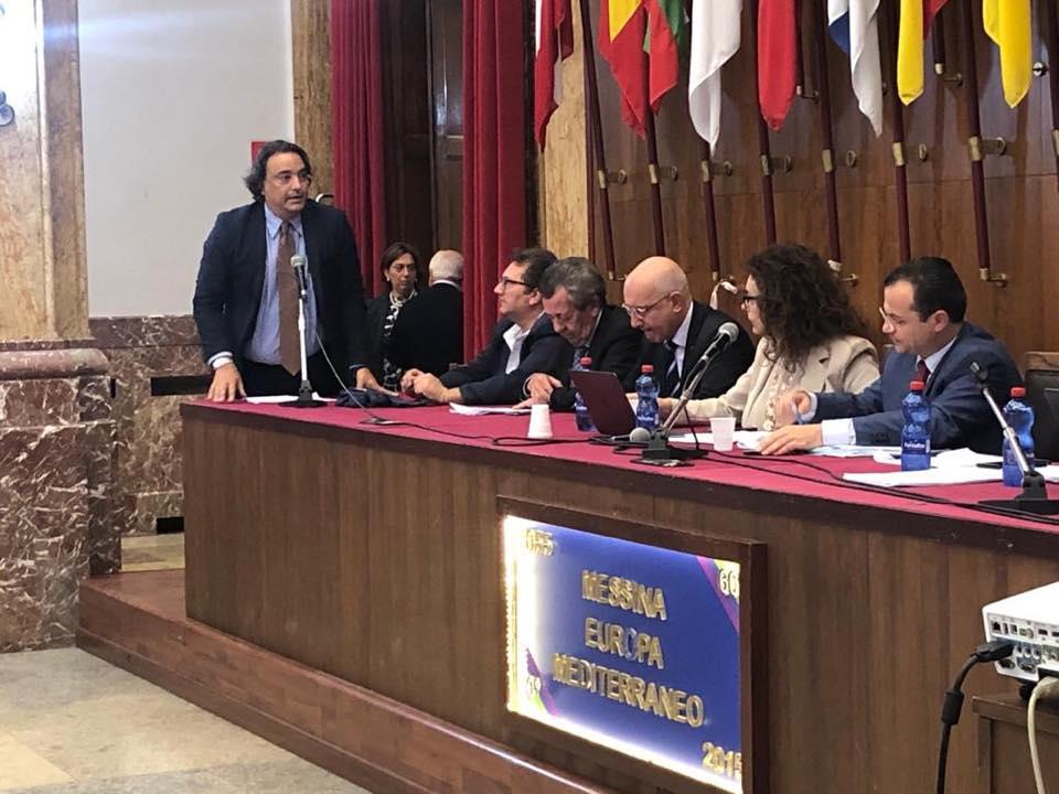Messina/ Relazione primo anno di attività, il Sindaco De Luca incontra le parti sociali
