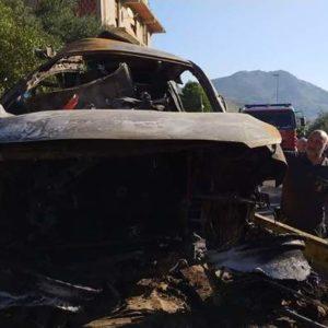 Incidente nel palermitano, morti due ragazzi. Arrestato guidatore, aveva bevuto e fumato