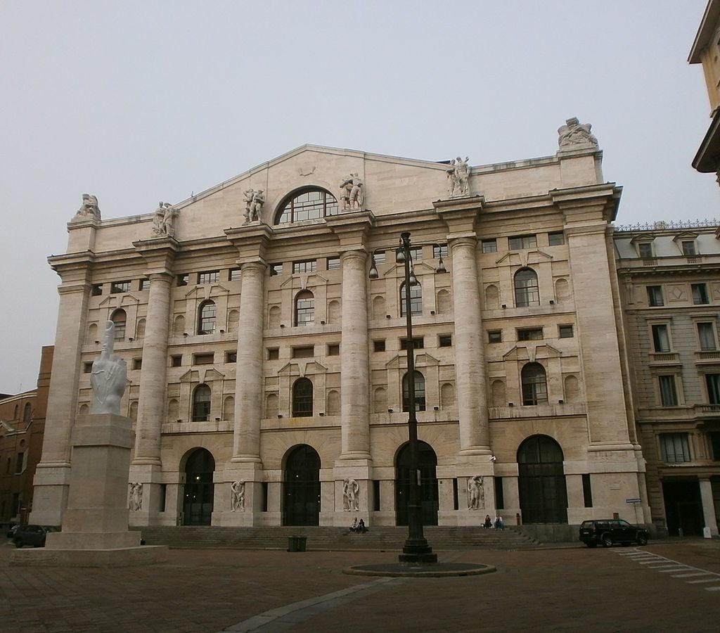 Piazza Affari e quell'interesse di Euronext