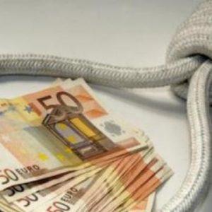 BROLO (Me) / Usura: interessi del 150%, imprenditore fa arrestare due strozzini