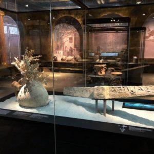 La Soprintendenza del Mare con i suoi reperti alla mostra in Danimarca dedicata a Pompei ed Ercolano
