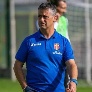 FC Messina, esonerato Massimo Costantino