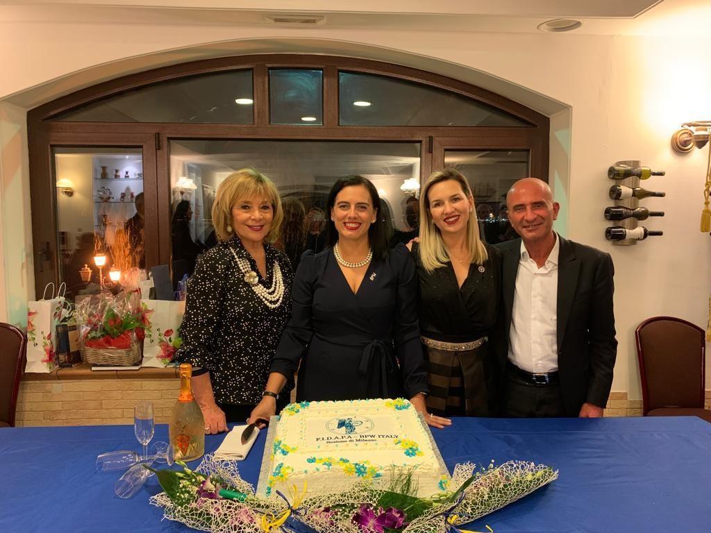 Milazzo/ Natascia Fazzeri nuovo presidente della Fidapa
