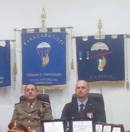 Ricordato a Messina il 60° della Sezione Paracadutisti ANPd'I