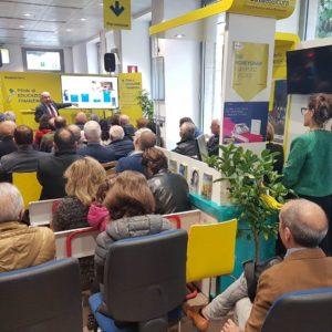 POSTE ITALIANE: L'EDUCAZIONE FINANZIARIA  NELL'UFFICIO POSTALE DI BARCELLONA POZZO DI GOTTO