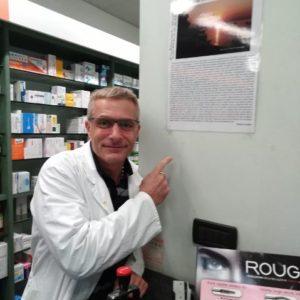 INCONTRI  Le interviste di Salvino Cavallaro/  A tu per tu con Paolo Cagno, dottore in farmacia