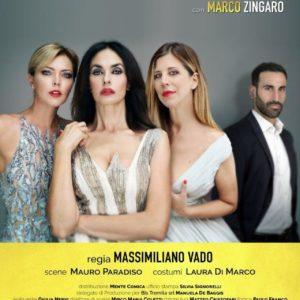 """""""Figlie di E.V.A."""", la commedia teatrale che vede protagoniste Maria Grazia Cucinotta, Vittoria Belvedere e Michela Andreozzi arriva in Sicilia"""
