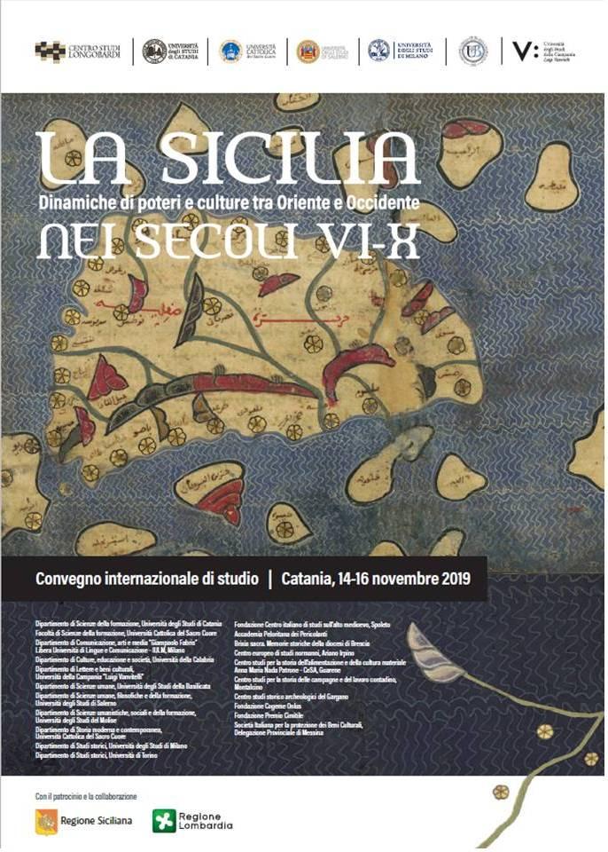 A Catania un convegno internazionale di studi sulla Sicilia nell'Alto Medioevo