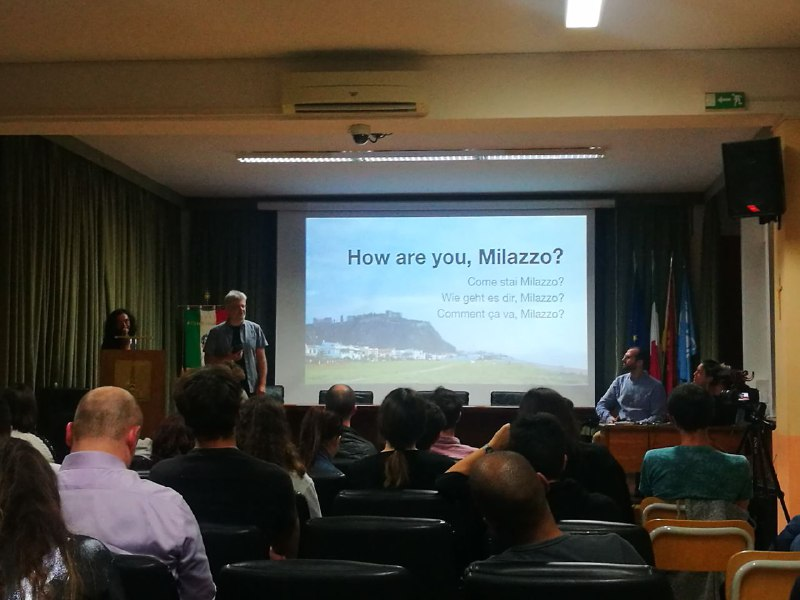 Milazzo/ Concluso il bootcamp del progetto europeo NGI Ledger