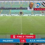 Riprende il cammino rosanero. 1-0 nel derby con l' ACR Messina