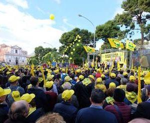 Coldiretti, 20mila in piazza a Palermo