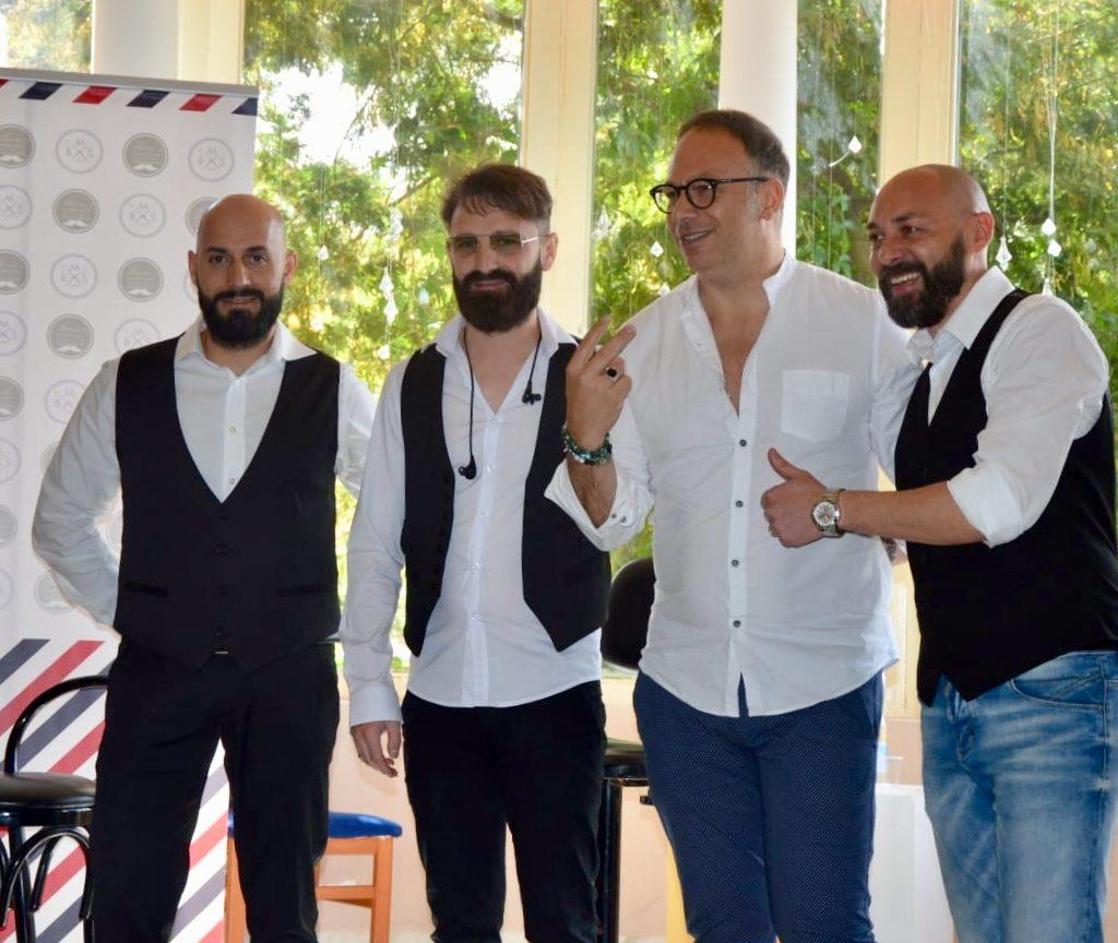 Catania capitale mondiale della barberia e dell'hair style con Barber Ring 2019