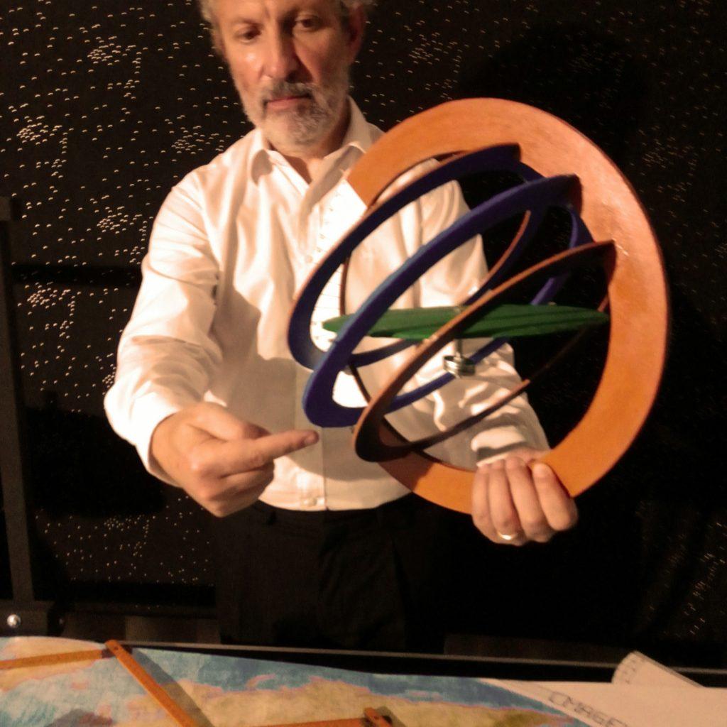 """Siracusa/ San Martino Puppet Fest, in scena """"Il laboratorio dell'astronomo"""""""