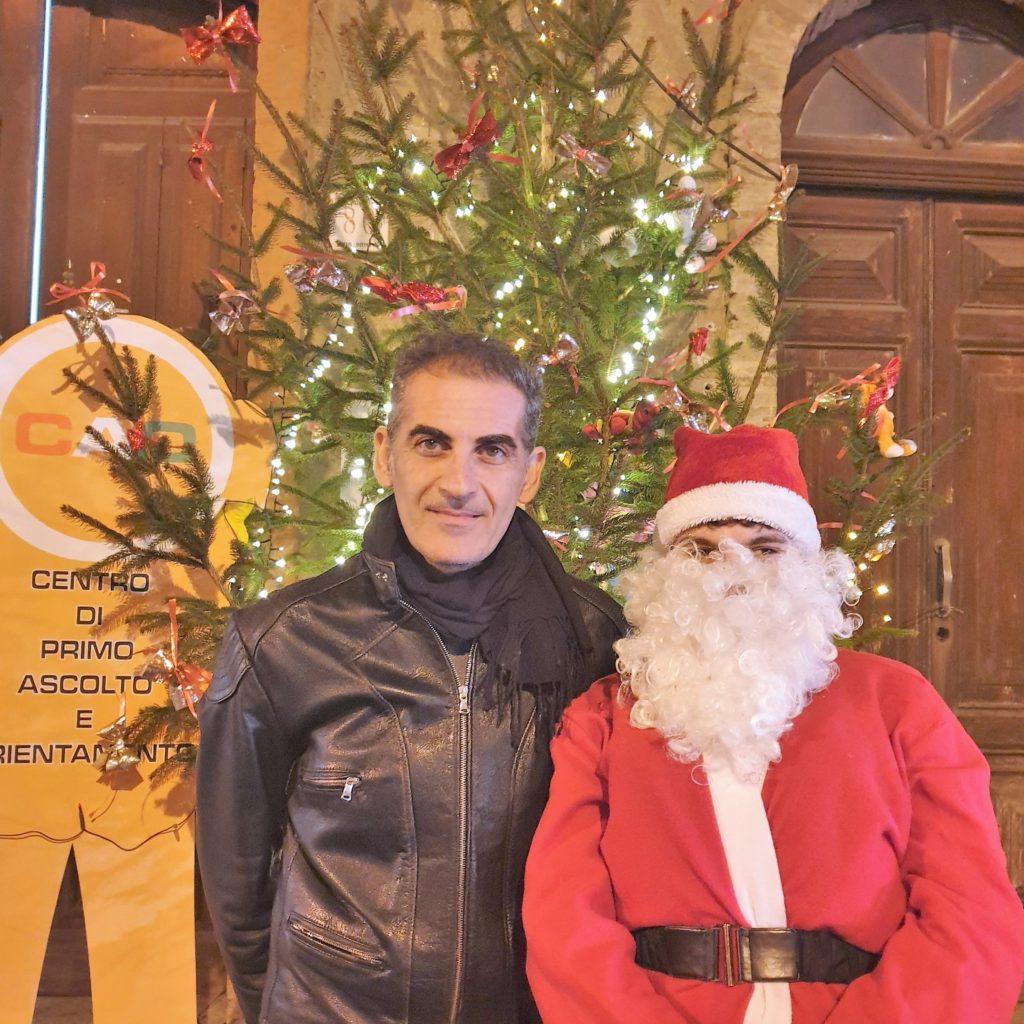 Tanti sorrisi sotto l'albero grazie al Centro servizi CAO Sicilia