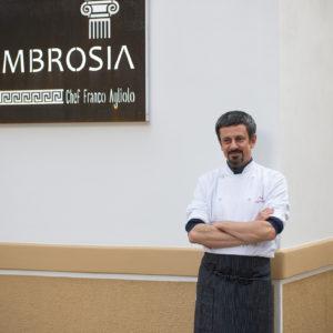 Il messinese Franco Agliolo tra i grandi della ristorazione italiana. Il suo Ristorante è stato inserito nella Guida 50 Top Italy