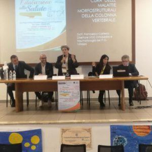 """All'Impallomeni di Milazzo meeting sul tema """"Postura e individuo"""""""