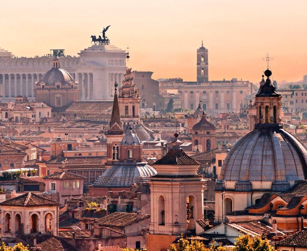 Dove festeggeranno l'arrivo del 2020 gli italiani? Roma la meta più ambita