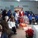 Festa natalizia all'Aias di San Filippo del Mela