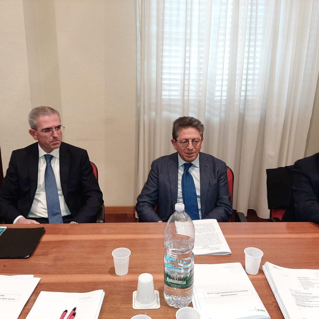 Infrastrutture, Falcone all'Ance Sicilia: ecco gli interventi  sbloccati nel 2019 e quelli in programma per il 2020