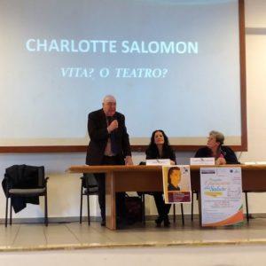 Incontro culturale al Liceo di Milazzo. Vittoria De Marco Veneziano parla di Charlotte Salomon