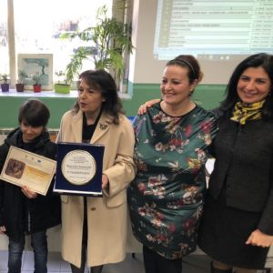 """Premiazione del concorso di """"arte presepiale"""" all'Ipsaa di Milazzo"""