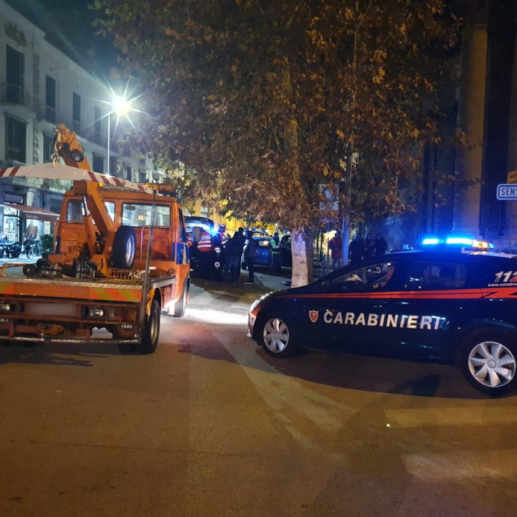"""Servizio Straordinario dei Carabinieri per la """"Movida"""" Messinese, 13 denunce e 24 contravvenzioni elevate."""