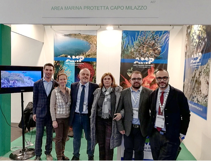 La Città di Milazzo alla Borsa del Turismo di Milano dal 9 all'11 Febbraio 2020