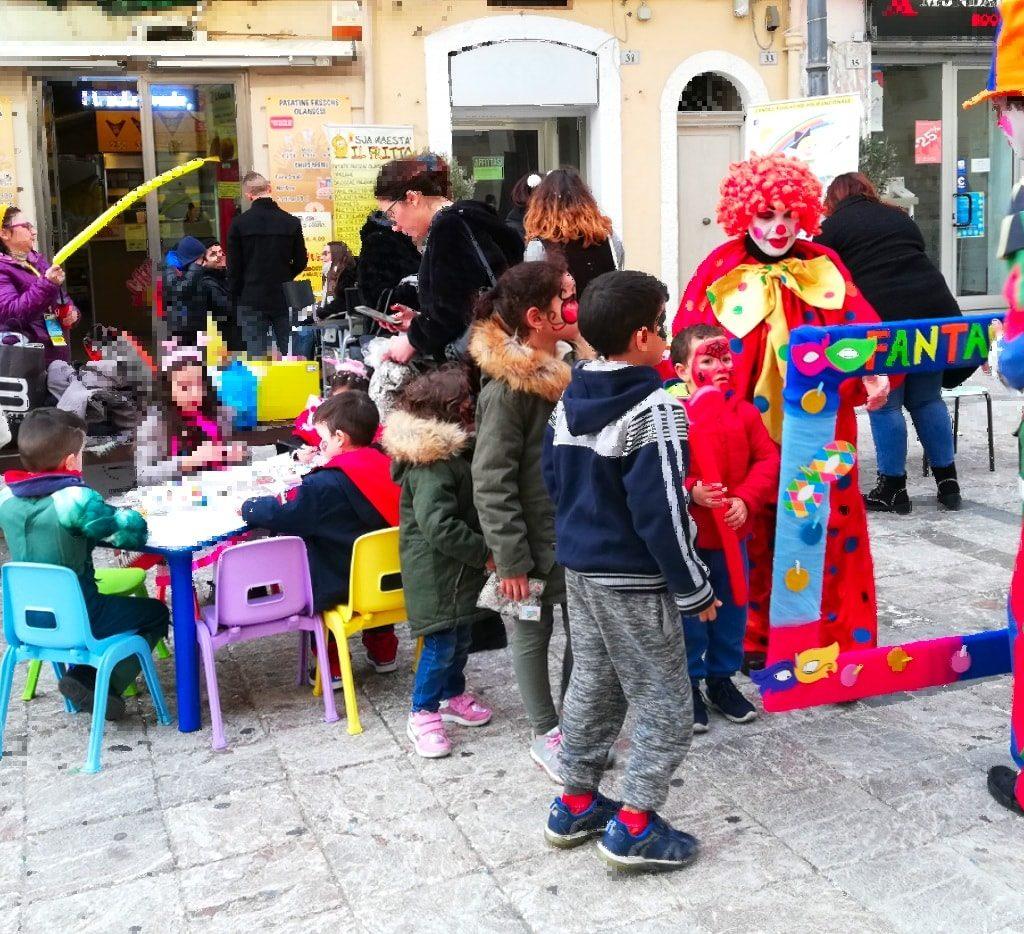 Pomeriggio in maschera con Fantavolando, un successo l'evento di Carnevale del Centro Educativo