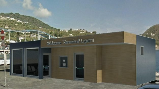 Lipari-Vulcano, dalla Regione in arrivo le nuove stazioni marittime