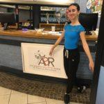 Arianna Maisano supera brillantemente le selezioni per il Balletto di Roma