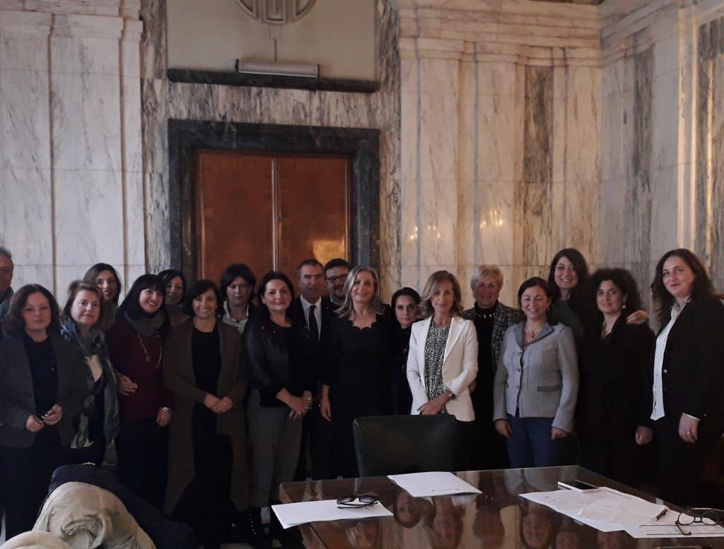 Si è insediato il nuovo Comitato d'imprenditoria femminile Eletta presidente, all'unanimità, Cettina Scaffidi Militone