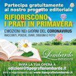 """Milazzo/ Concorso della """"Lombardo Edizioni"""" per raccontare il Coronavirus"""
