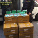 Covid-19:Gdf sequestra 20.000 mascherine