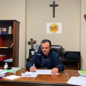 Coronavirus: Cateno De Luca: ORDINANZA SINDACALE CHE VIETA L'ACCESSO IN SICILIA DAL PORTO DI MESSINA!