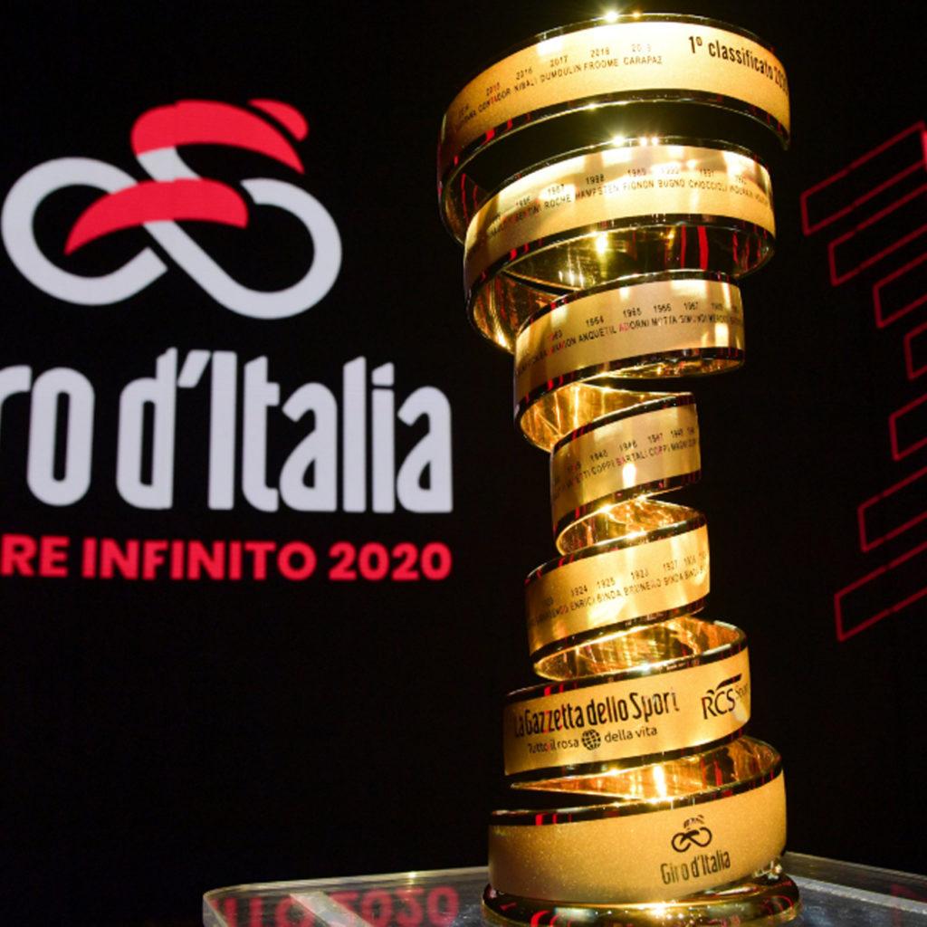 POSTICIPATA LA DATA DEL GIRO D'ITALIA 2020