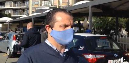 Coronavirus: blitz De Luca per controllo sbarchi porto Messina