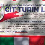 La sindaca Appendino, in videoconferenza con i ragazzi del Cit Turin.